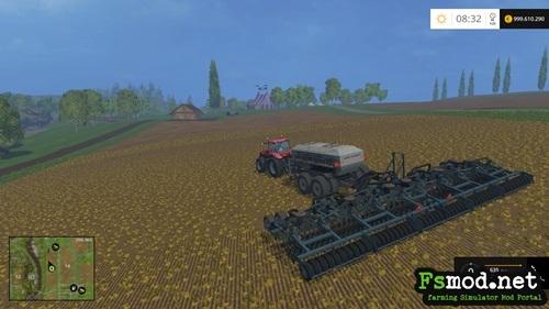 FS15 - American Seeder V1