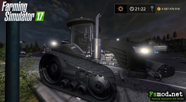 FS17 – Cat Challenger MT775E V1