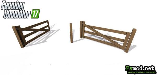 FS17 - Fencing Pack V1