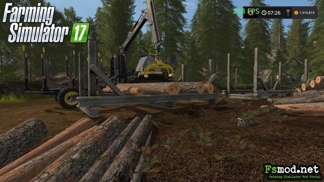 FS17 - Lumberyards Pack V1