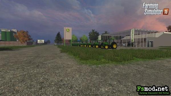 FS15 - Sadler Farm Map V2