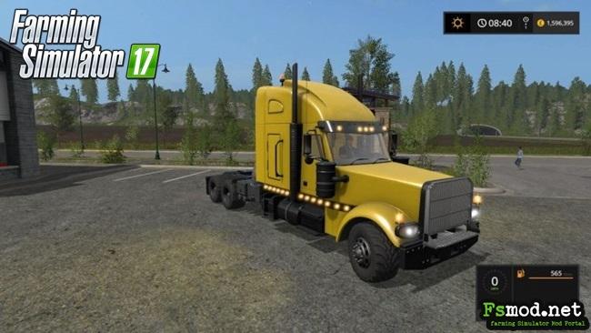 FS17 - Semi Truck