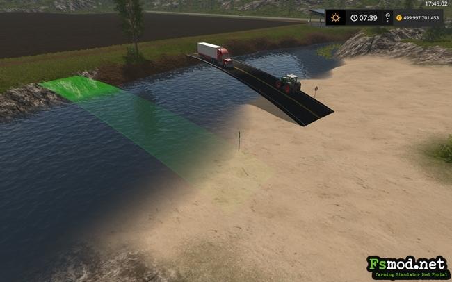 Fs17 Placeable Bridge