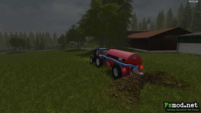 FS17 - Hispec 2300G