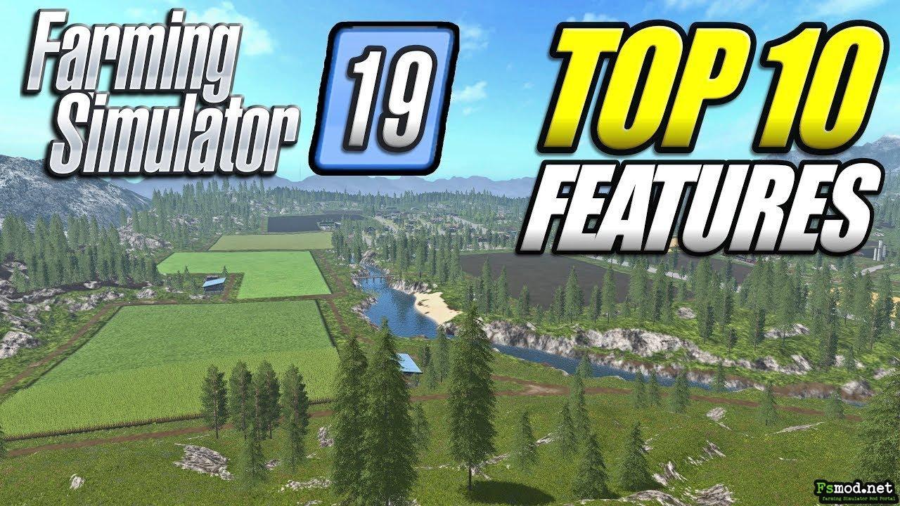Farming Simulator 19 Top 10 Feature Requests