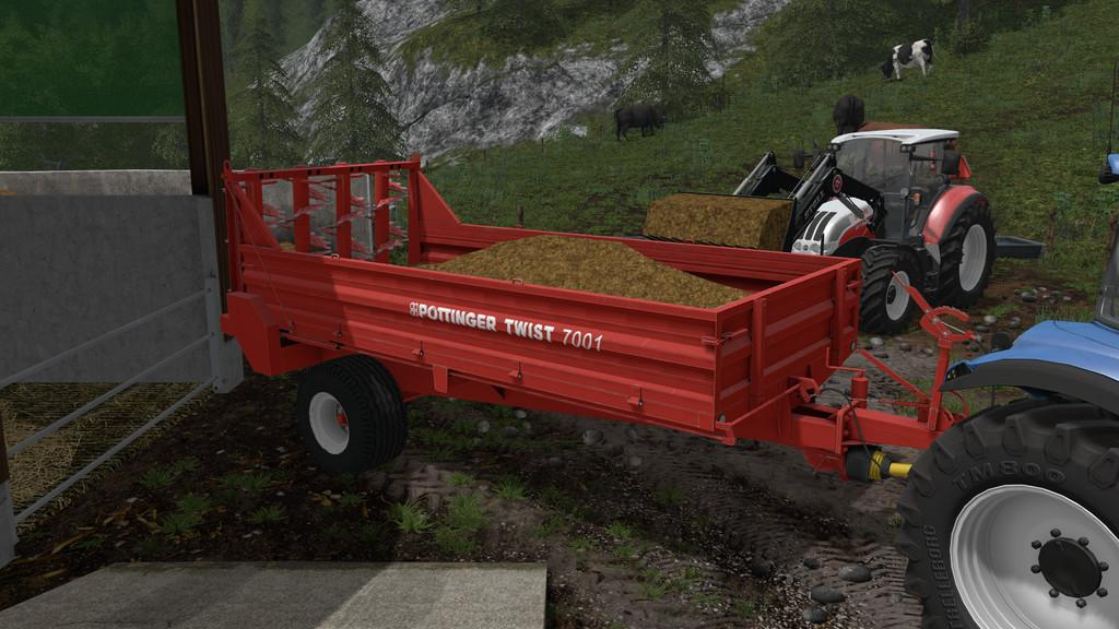 FS17 - Pottinger Twist 7001 V1.0