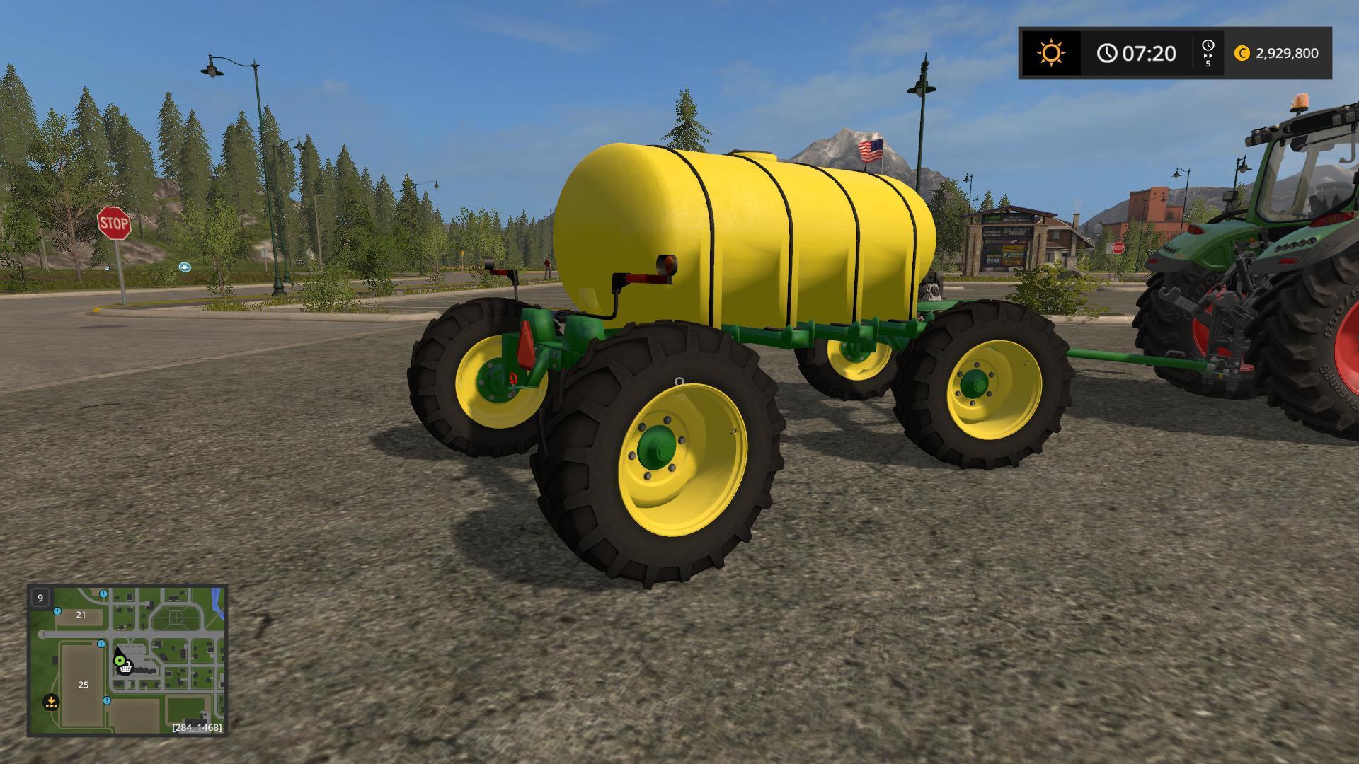 FS17 - John Deere Liquid Cart V1.0