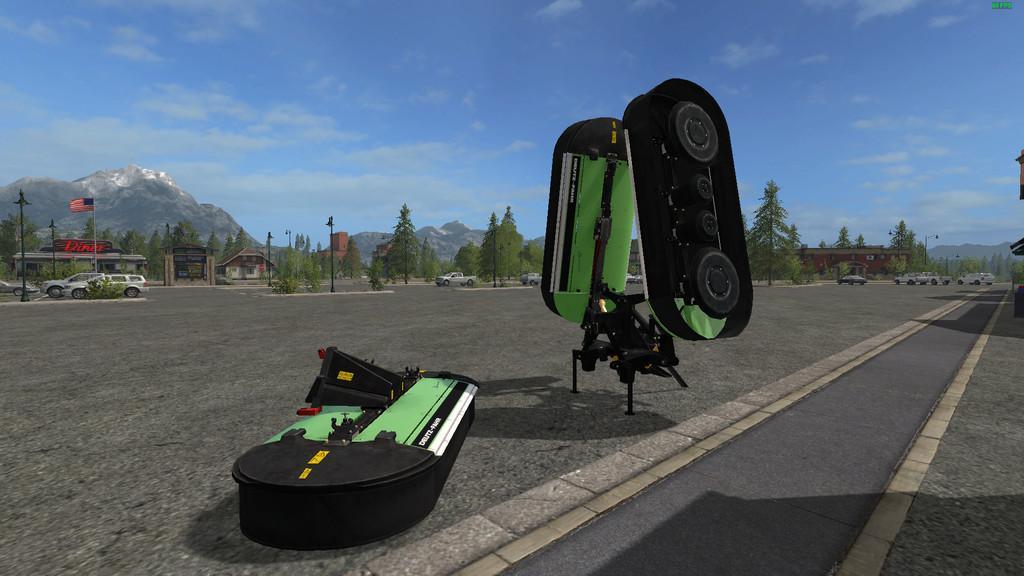 FS17 - Deutz Drummaster Mod-Package V1.0