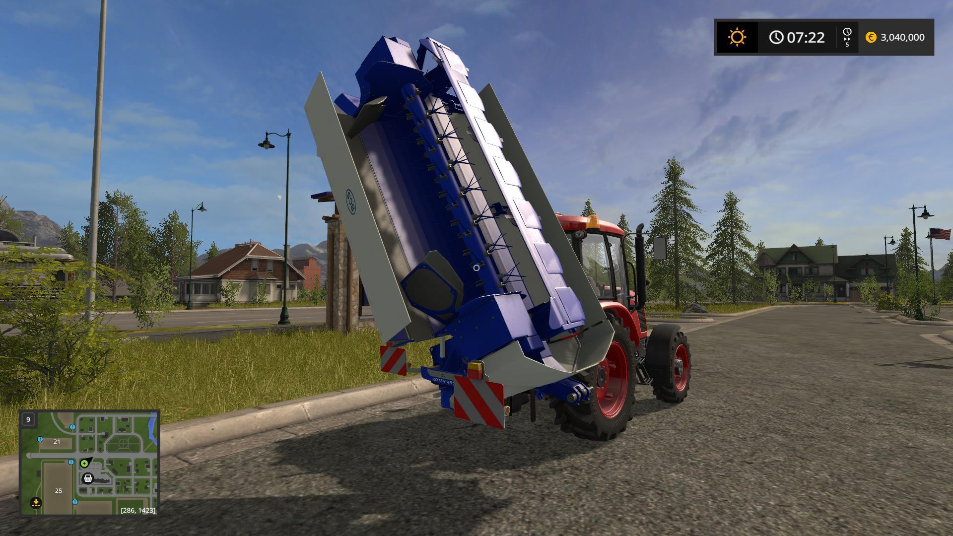 FS17 - Bcs Rotex Xr5 V1