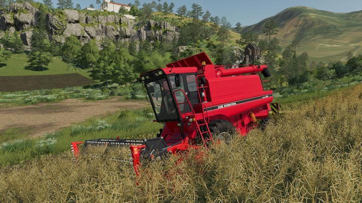 FS19 - Caseih 1660 Harvester V1