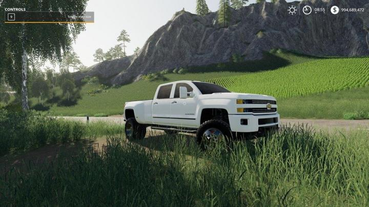 FS19 - Chevydually 3500Hd V1.0