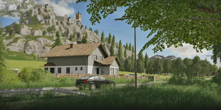 FS19 - Felsbrunn Map V1.0
