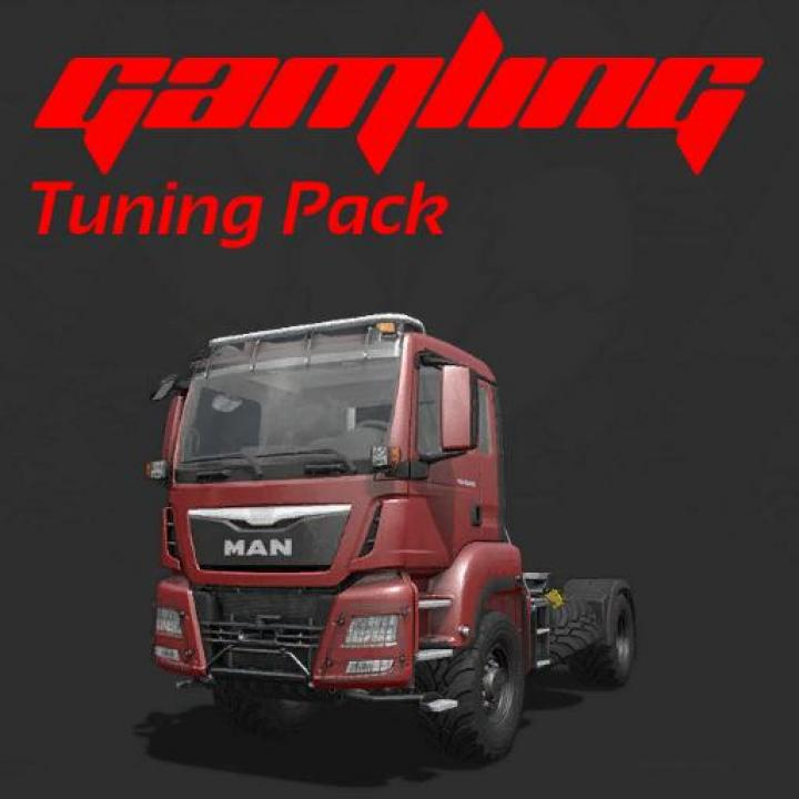 FS19 - Gamling Tuning Pack V1.0.0.2