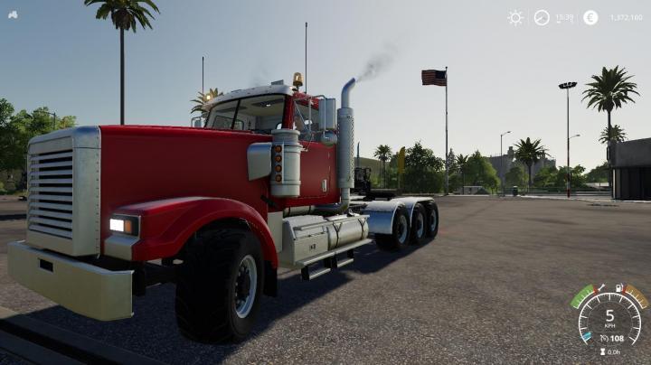 FS19 - Hulk Semi Truck