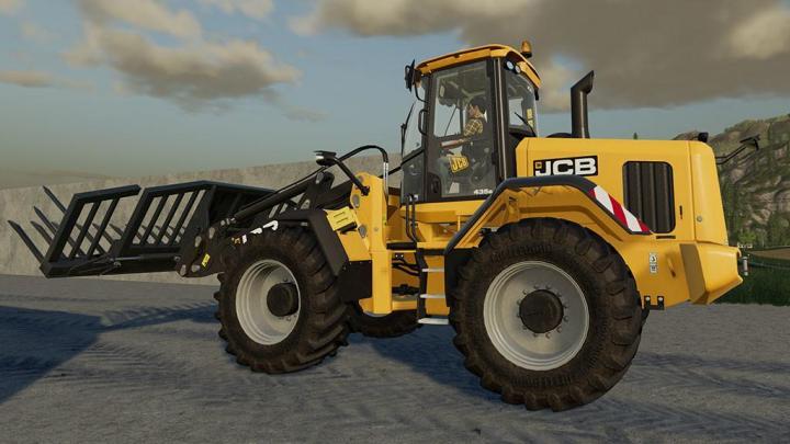 FS19 - Jcb 435 S V1
