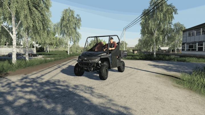 FS19 - Mahindra Retriever 1000 Limited Edition V1