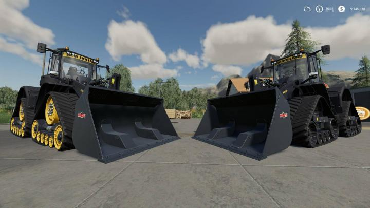 FS19 - New Holland W190D Wheel Loader V1