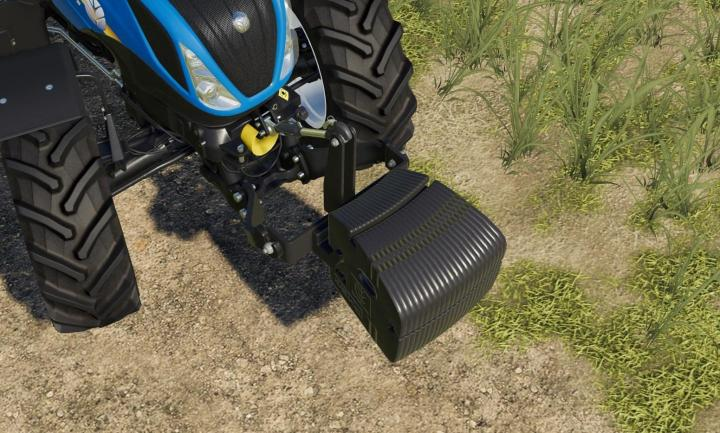FS19 - New Holland Weight V1