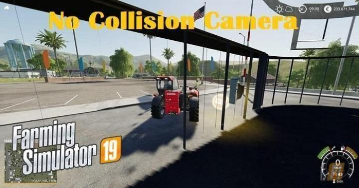 FS19 - No Collision Camera V1.0