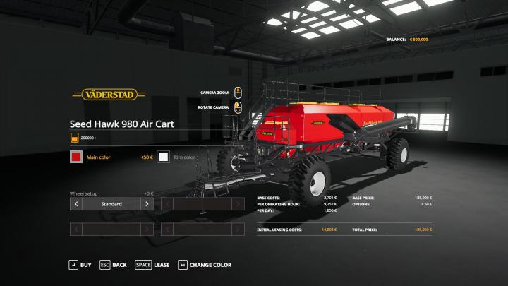 FS19 - Seeder Pack V1