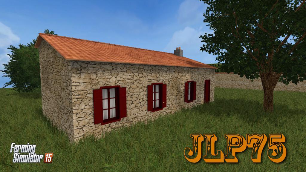 FS15 - Maison Du Sud Ouest De La France V1.0