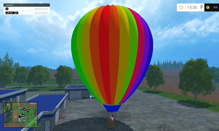 FS15 - Balloon Trip