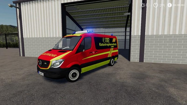 Civil Protection of the Fire Brigade V2