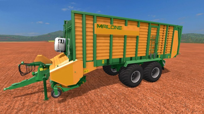 Malone Forage Trailer V1