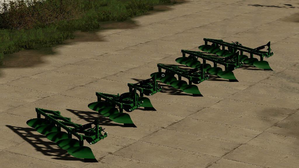 Polish Plows Pack V1.1