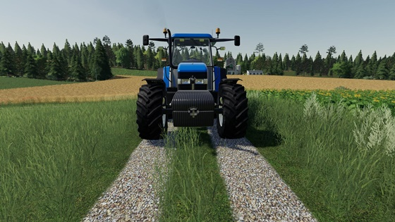 New Holland Weight V1