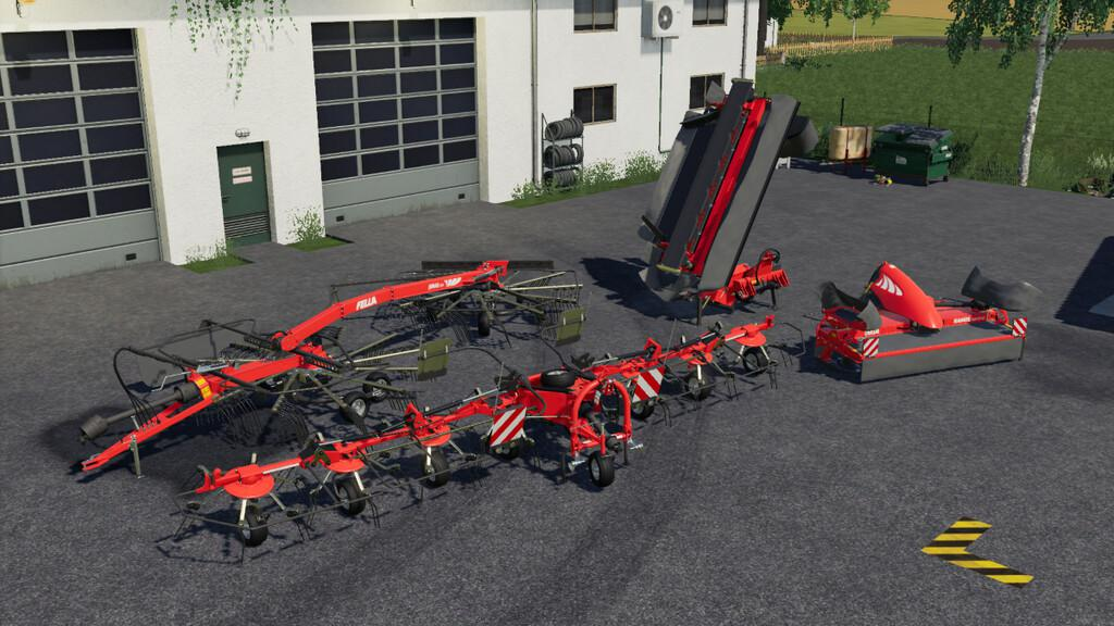 Fella Grassland Equipment V1.0.1.0