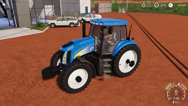 New Holland TG V1.6