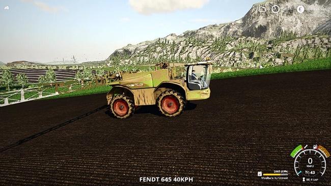 Fendt Rogator 6x5 V1.5