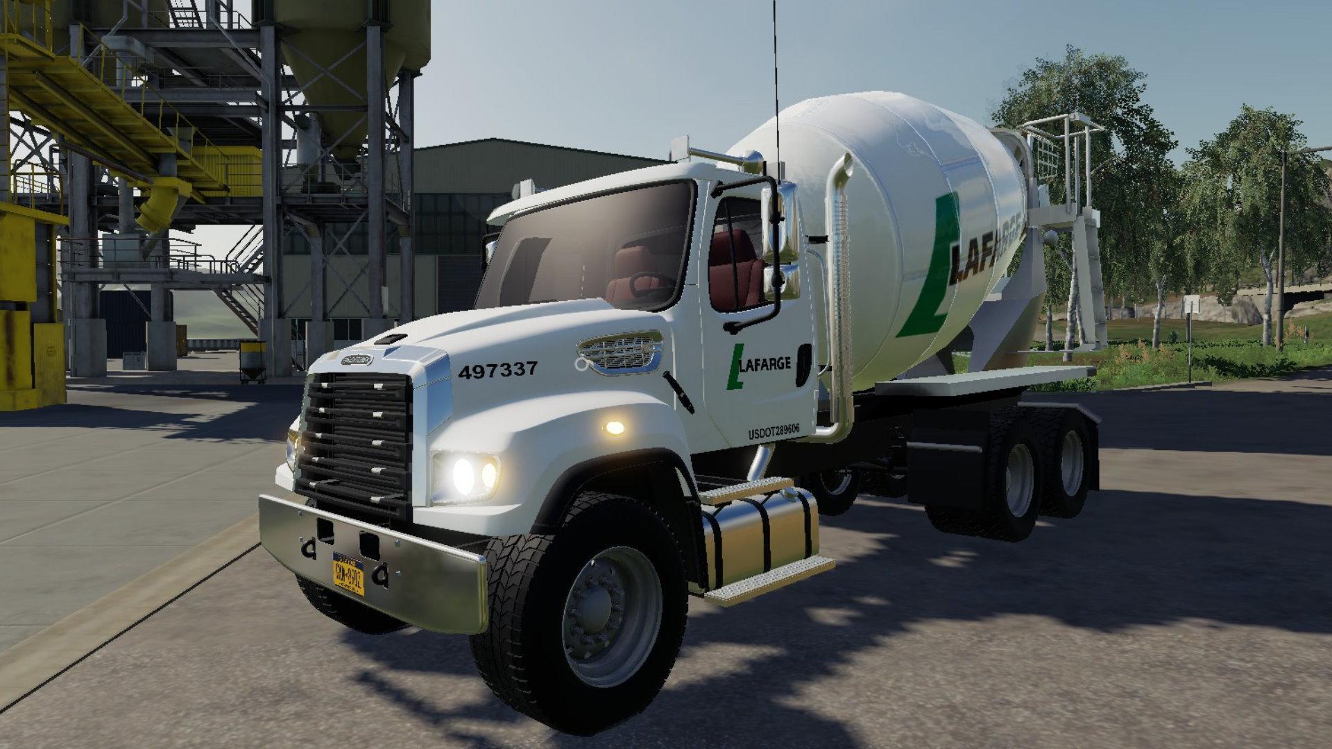 Freightliner FL114SD Truck V1