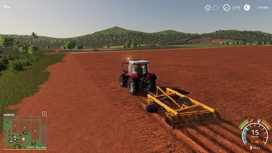 Tatu 18x28 Cultivator V1