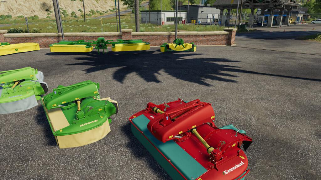 Mower Pack V2