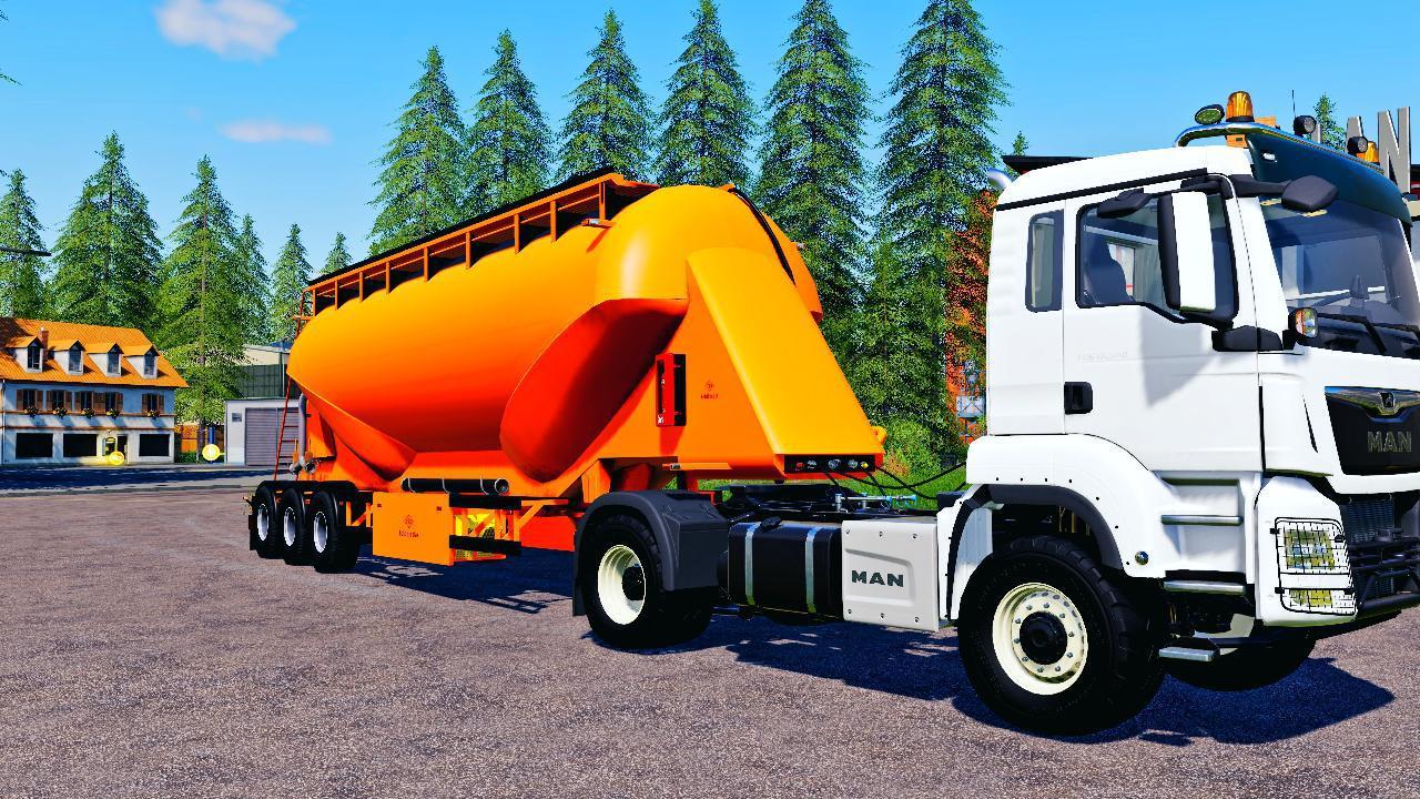 Feldbinder Tanker Pack V1