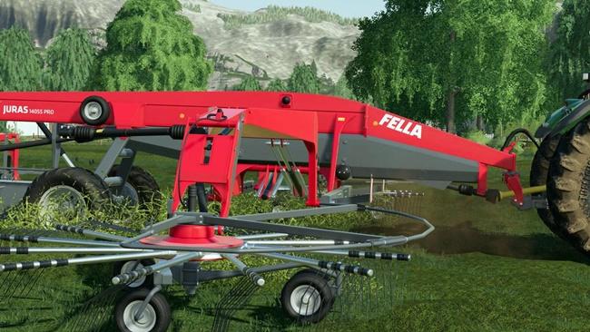 Fella Juras 14055 Pro V1.0.1.0