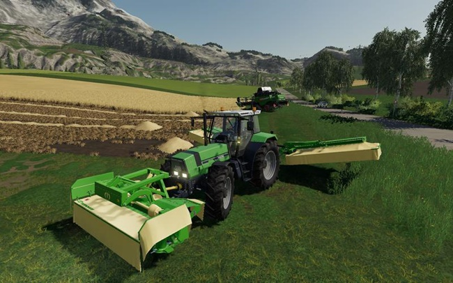 Krone Mower Pack V1