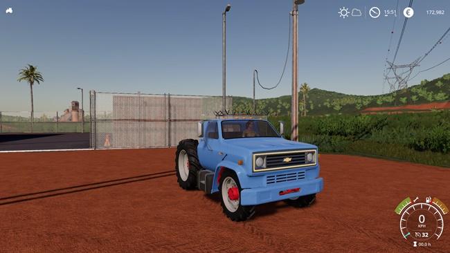 Abomination Trucktor V0.1