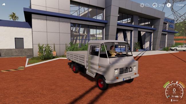 Zuk A11 Andoria Truck V1