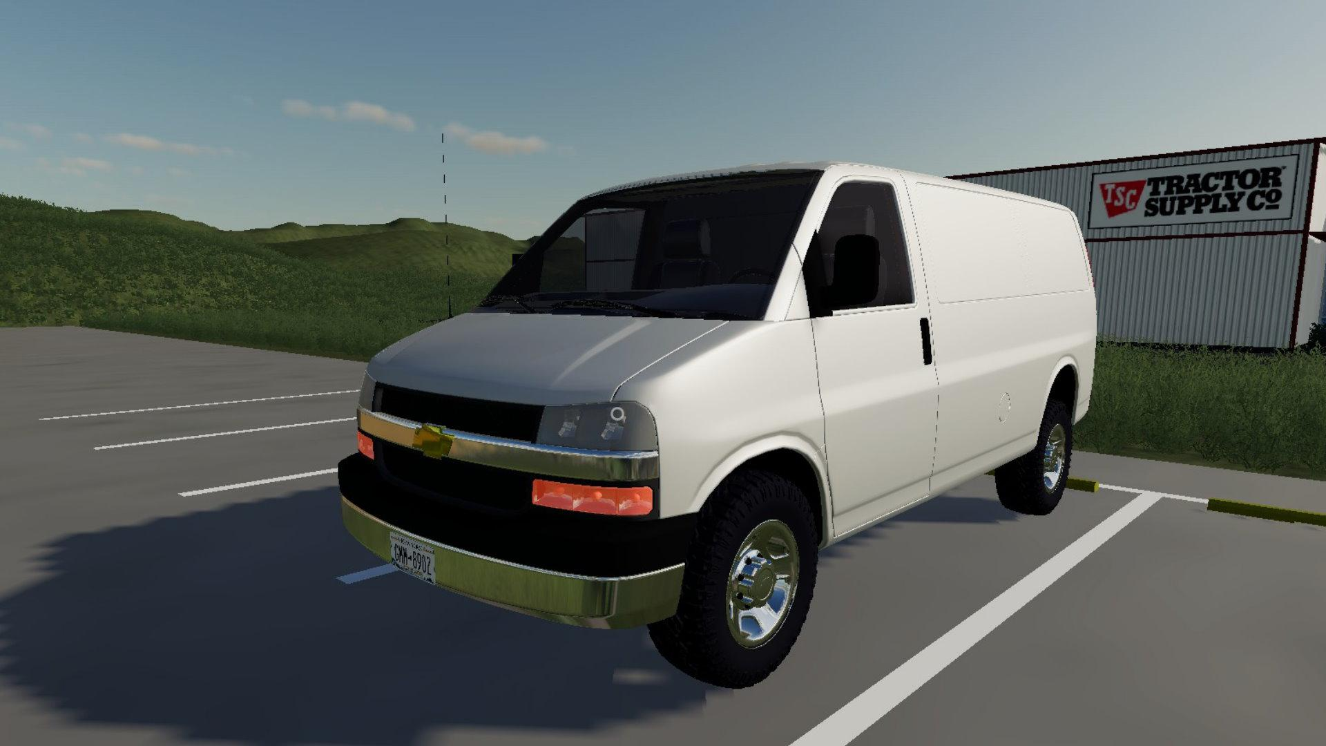 Chevy Express 3500
