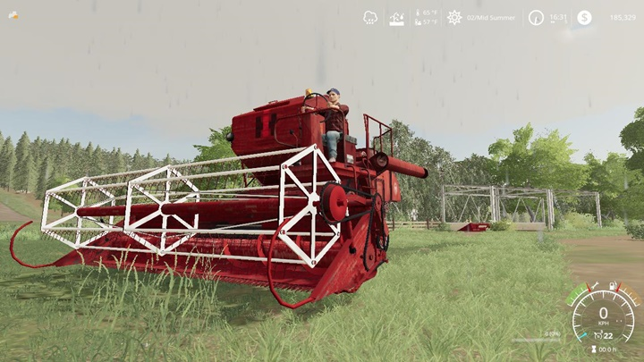 International Harvester 141 V1