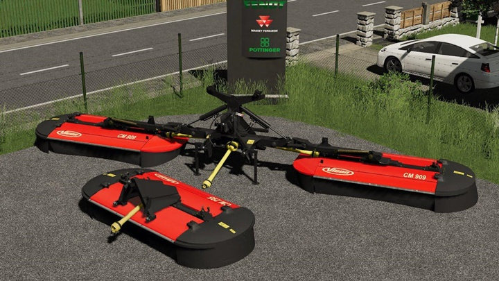 Kverneland Mower Pack V1