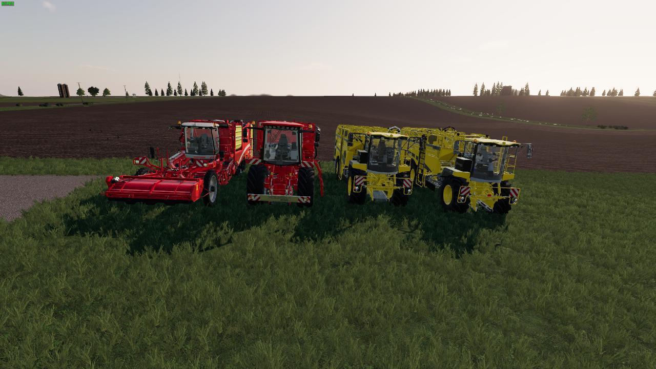 Multi Harvester Pack V1