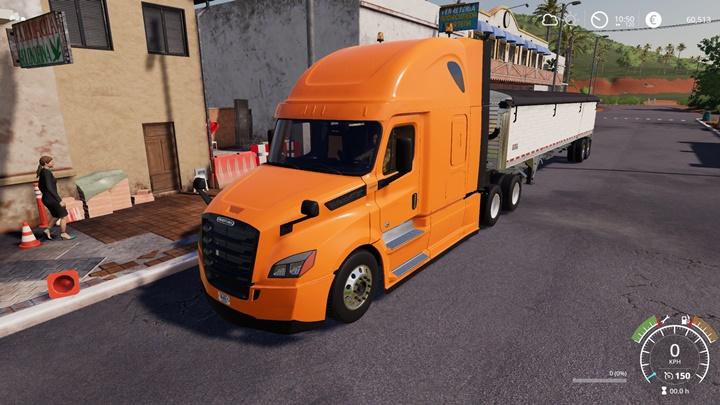 Freightliner Cascadia Sleeper V2.1 Final