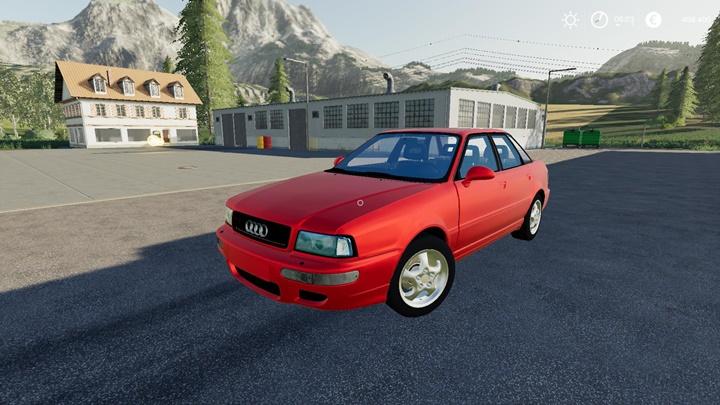Audi 80 V1