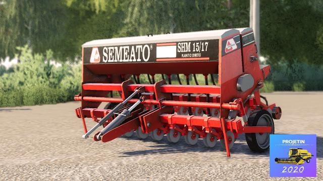 Semeato 1517 Seeder V1
