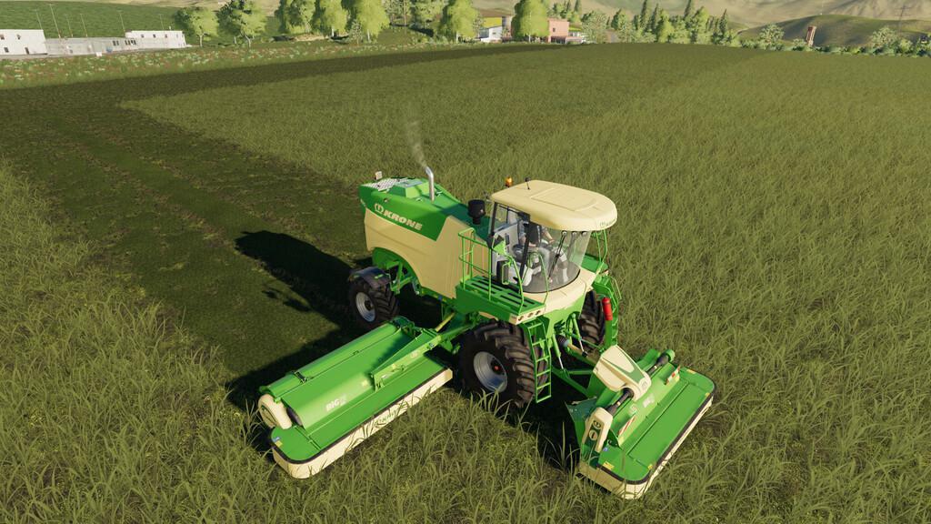 Grass Mowing V1