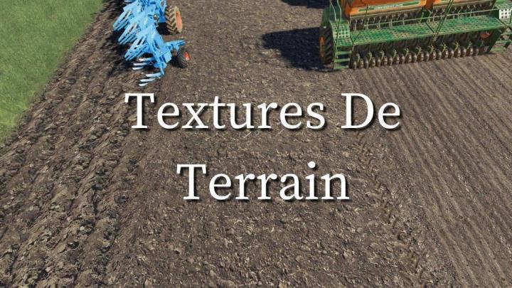 Terrain Textures V1.0